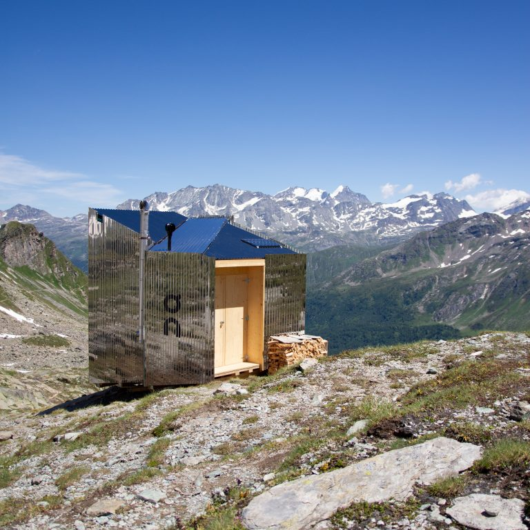 ON Mountain Hut overview