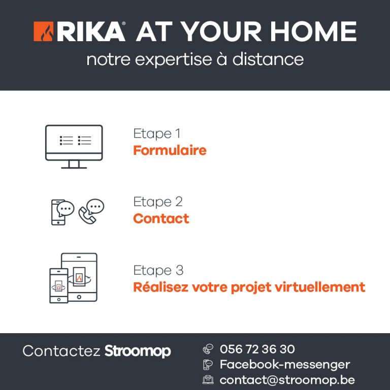 RIKA At Your Home FR